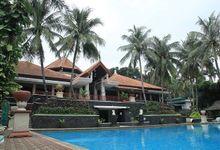 Banquett Room & Swimming Pool by Klub Bogor Raya Sport Klub & Banquett Room