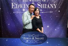 Edwin & Shiany by UniquePhotoCard | Photo Booth / Photo Corner Surabaya