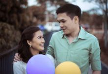 Apple & GM Prenup Family Shoot by Rico Bagsit Photography