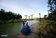 Aiman & Wiyah / Post-Wedd Shoot by Aat Photography Boutique