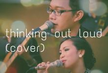 thinking out loud (cover) by Fragmen music