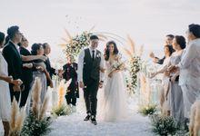 Ruth & Kris Wedding by KAMAYA BALI