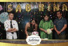 Sweet 17th Party Sabrina- Mobile Photobooth by Little Panda Photobooth