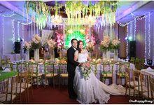 Don and Yenkai wedding by One Happy Story