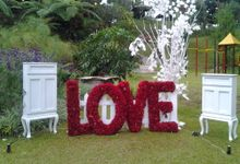 Wedding Decoration by Green Forest Resort & Wedding