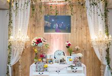 The Wedding of Marion & Valerie -Hotel Aryaduta by The Swan Decoration