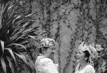 Almira & Rangga's Intimate Wedding by  Menara Mandiri by IKK Wedding (ex. Plaza Bapindo)