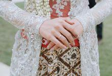 Audrey's Wedding by MIMI Fashion Designer
