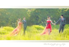 Prewedding of Tenny and William by Michelle Bridal
