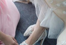 The wedding of Daniel & Novi by Lithe Shoes