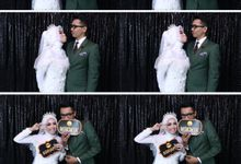 Zerlinda & Pico Wedding by Foto moto photobooth