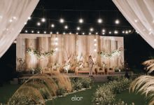 The Wedding of Budiman and Eunike by Elior Design