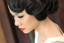 Bridal Hair by Lona Makeup