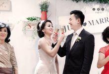 Alex & Novita Wedding day by I Do Wedding Organizer