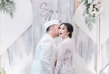 Wedding Reka & Sari - 06 Dec 2020 by Tsamara Resto