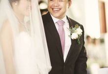 Felix & Rubyna Wedding Day - Photo by Stanley Allan by PPF Photography & Videography