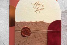 Chris & Leona by Duarana Design & Finery