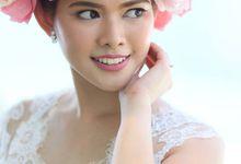 Real Brides by Nybie Ng Make Up Artistry