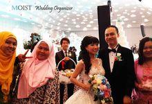 Boni  &  Indah Yana 05032016 by Moist Wedding Planner & Organizer