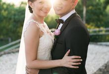 Denz & Margie Wedding by Norie Ghay's Events
