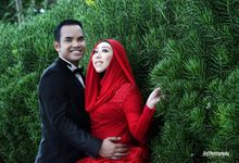 Hazmi & Azlinah / SG Post-Wedd Shoot by Aat Photography Boutique