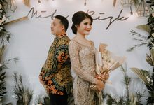 The enggagement of Mita & Rizki by Inw.id by intan wardi