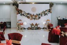 Engagement Liana Yosua by Levios design
