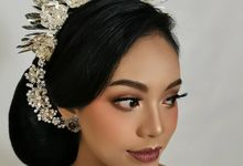 Make Up dan Kebaya Akad adat BALI by Bryds Wedding Kebaya