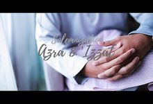 Azra & Ijat Wedding ceremony by The.azpf