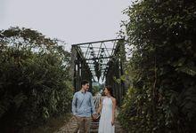 Adriel & Karen Engagement Photoshoot by withonemustardseed