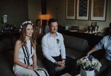 Cedric & Vasilisa Wedding Day by withonemustardseed