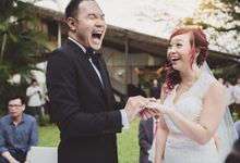 The Wedding of Eric & Angie by Moments By Rendy