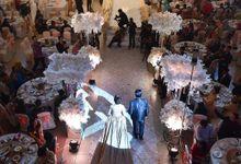 Helen & Falah Wedding by Ventlee Groom Centre