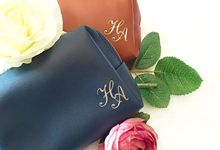 Travel - Cosmetic Pouch by Le'kado