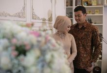 Nida & Mirza - Engagement Day by Canthing Wedding Organizer