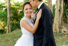 Andre and Maris Wedding by MJS Makeup Services