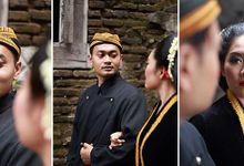 Prewedding Arfan by Ariaphotoworks