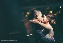 Vhoyeth & Cessy by ESP Weddings