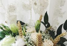 Garden Theme Wedding by Bozza Event Organizer