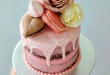 a glimpse of  my  works by laura & daddys cakepastry