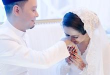 The solemnization of Mastura & Firman by White Rose Co