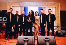 """Happy wedding """"ajeng & valdis"""" by Deo Entertainment"""