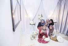 Nina & Arif engagement ceremony by The.azpf