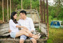 Iwan & Nita Prewedding by Arian Photography