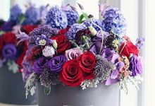 Signature Bloom Boxes by The Floral Atelier