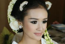 MAKARA TRADITIONAL WEDDING by Bamariana by MAKARA MAKEUP