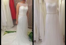 Affordable wedding dress by De Carat Blessed Bridal & Wedding Accessories