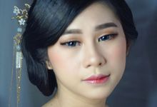 Ms. Marcelia by MRS Makeup & Bridal