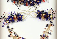 Hand Made Hairpieces And Tusuk Konde Sangjit by Victoria Shop