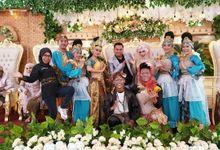 Pernikahan Alif dan Elfin 21 April 2019 by InayRani Wedding Consultant